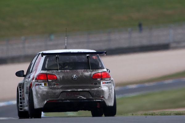 2014 Volkswagen Racing Cup, Donington Park, 13th-14th September 2014 James Walker World copyright: Jakob Ebrey/LAT Photographic