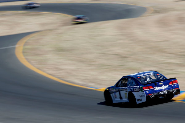 Monster Energy NASCAR Cup Series Toyota/Save Mart 350 Sonoma Raceway, Sonoma, CA USA Friday 23 June 2017 Jamie McMurray, Chip Ganassi Racing, Cessna Chevrolet SS World Copyright: Matthew T. Thacker LAT Images