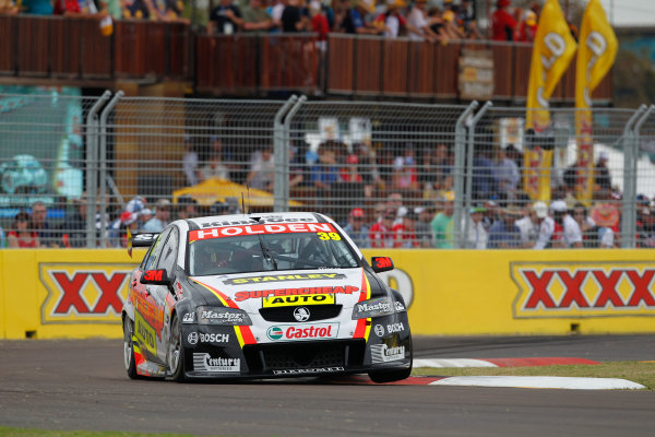 Townsville, Queensland, Australia.10th - 11th July 2010.Car 39, Holden Commodore VE, Paul Morris Motorsport, Russell Ingall, Supercheap Auto Racing.World Copyright: Mark Horsburgh /LAT Photographicref: Digital Image 39-Ingall-EV09-10-1685