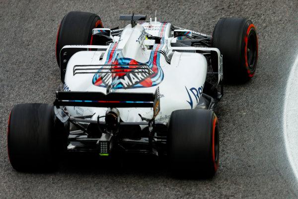 Interlagos, Sao Paulo, Brazil. Friday 10 November 2017. Felipe Massa, Williams FW40 Mercedes. World Copyright: Glenn Dunbar/LAT Images  ref: Digital Image _31I9945