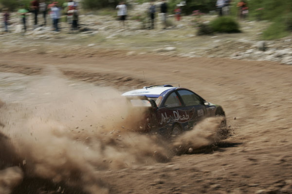 Round 8Rally of Turkey 200812th-15th June 2008Mikko Hirvonen, Ford, actionWorldwide copyright: McKlein / LAT