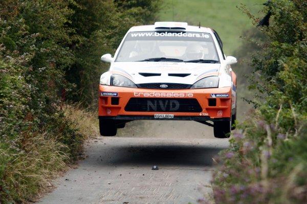 2006 British Rally Championship,Manx Rally, Isle of Man, 3rd-5th August 2006,Eamonn Boland, World copyright: Ebrey/LAT Photographic.
