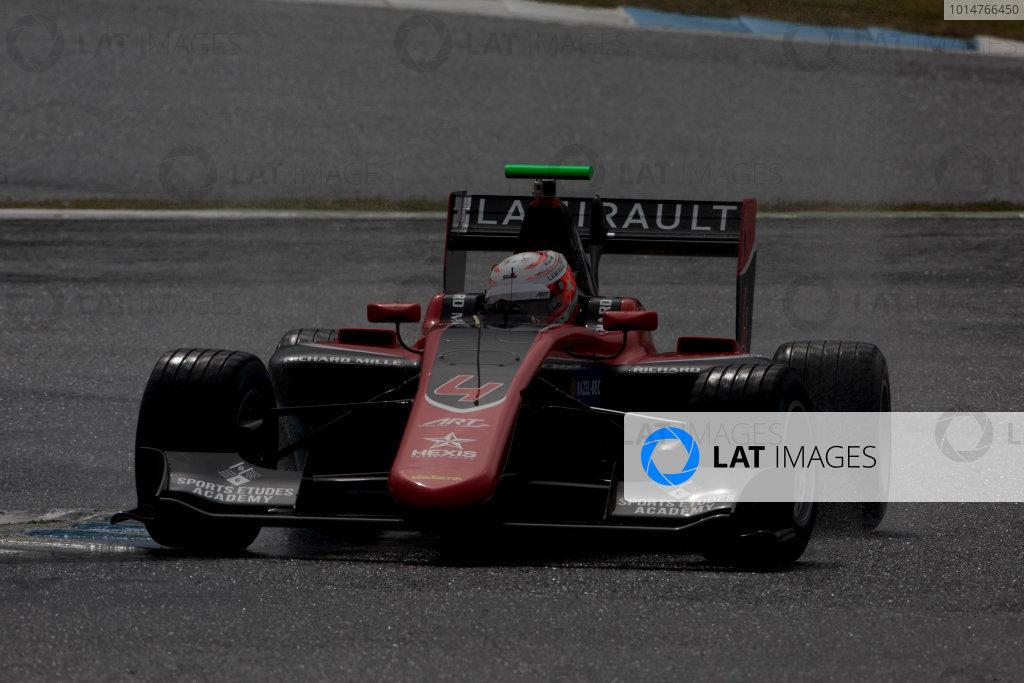 Test 1 - Estoril, Portugal