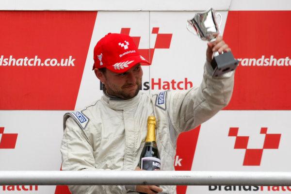 2013 Champion of Brands, Brands Hatch, Kent. 10th August 2013. Josh Fisher. World Copyright: Ebrey / LAT Photographic.