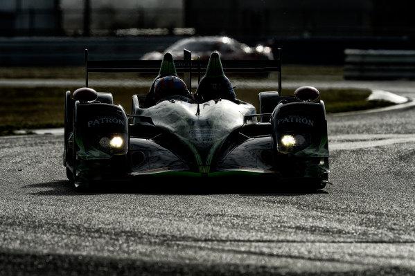 16-17 November, 2013, Sebring, Florida Ryan Dalziel driven the #2 Extreme Speed Motorsports HPD ARX-03b. @2013 Richard Dole LAT Photo USA