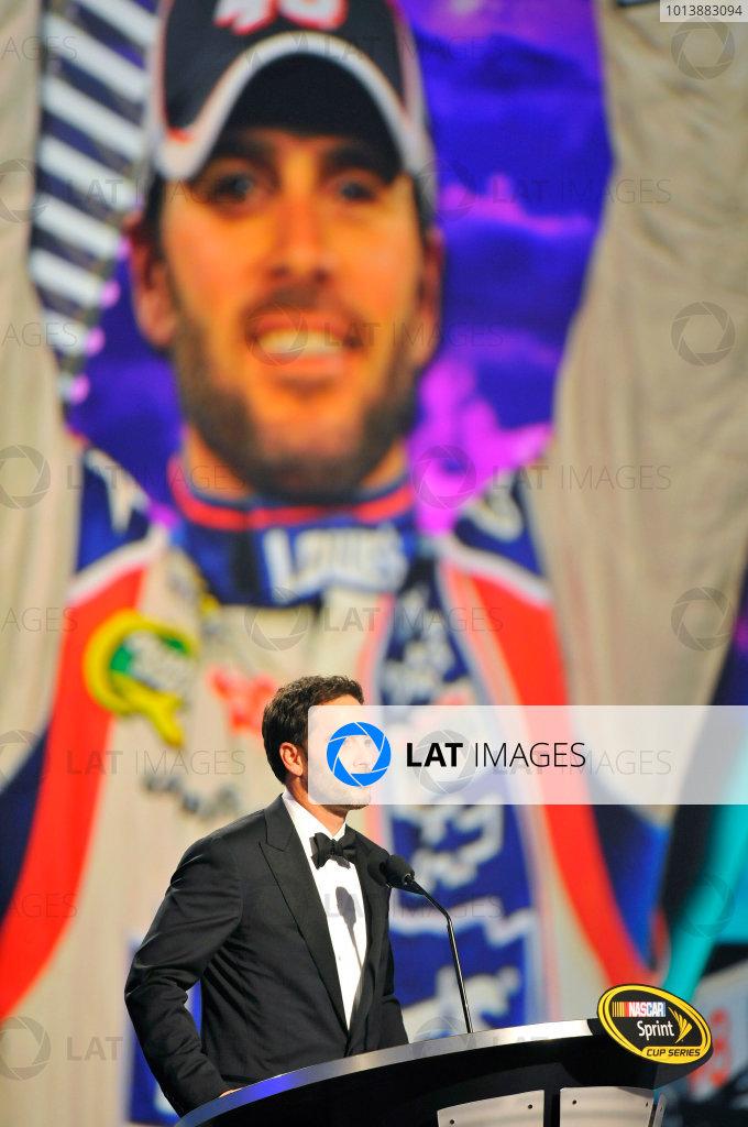 2012 NASCAR Champions Week Awards Banquet