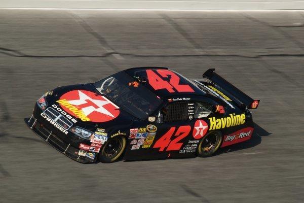 Juan Pablo Montoya (COL) Texaco / Havoline Dodge. Nascar Sprint Cup Series, Daytona 500, Daytona Beach, USA. 17 February 2008