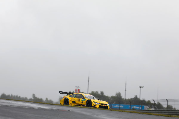 2017 DTM Round 7  Nürburgring, Germany  Friday 8 September 2017. Timo Glock, BMW Team RMG, BMW M4 DTM  World Copyright: Alexander Trienitz/LAT Images ref: Digital Image 2017-DTM-Nrbg-AT1-0548