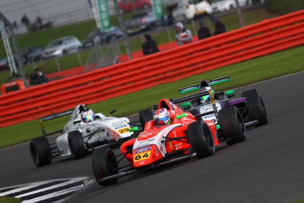 2017 MSA British F4 Championship, Silverstone, Northants, UK. 16th-17th September 2017 Ollie Caldwell (GBR) TRS Arden British F4 World copyright. JEP/LAT Images