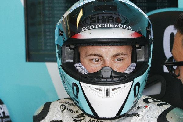2015 Moto3 Championship.  British Grand Prix.  Silverstone, England. 28th - 30th August 2015.  Efren Vazquez, Honda.  Ref: KW7_5192a. World copyright: Kevin Wood/LAT Photographic