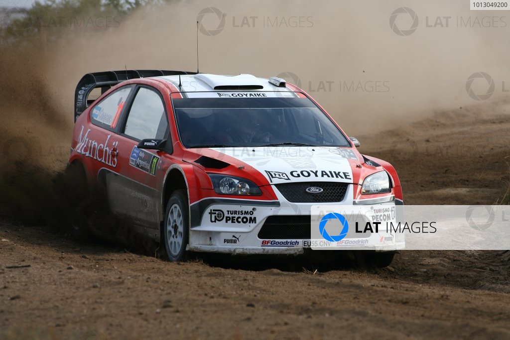 2007 FIA World Rally Champs. Round 6