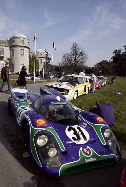 2005 Goodwood Festival of Speed Press DayGoodwood, England. 16th March 2005Porsche 917.World Copyright: Gary Hawkins/LAT Photographicref: Digital Image Only
