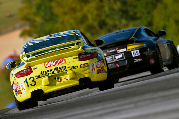 1-3 October, 2014, Braselton, Georgia USA 13, Porsche, 997, GS, Matt Plumb, Nick Longhi ?2014, Nigel Kinrade LAT Photo USA