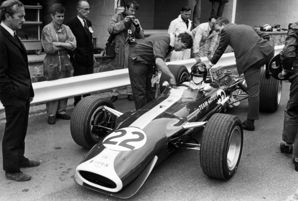1967 Belgian Grand Prix.