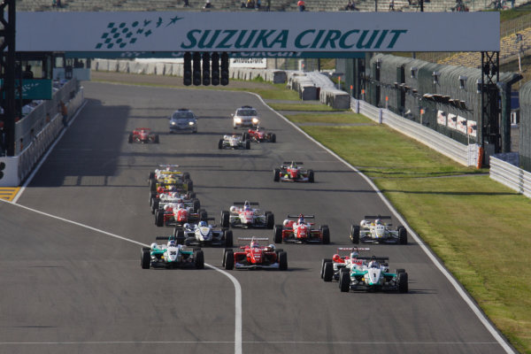 Round1 - Suzuka, Japan. 24th - 25th April 2010.