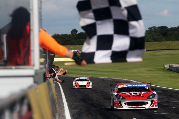 2017 Ginetta GT4 Supercup,  Snetterton. 29th-30th July 2017, Jac Constable Xentek Motorsport Ginetta G55 World copyright. JEP/LAT Photographic