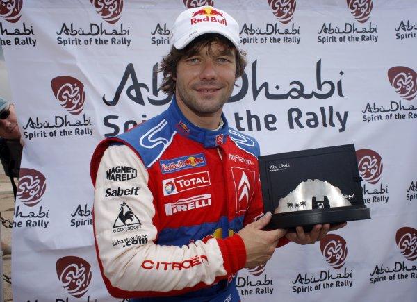 2008 FIA World Rally ChampionshipRound 06Rally d'Italia Sardegna 200815-18 of May 20Sebastien Loeb,  Citroen WRC, Portrait