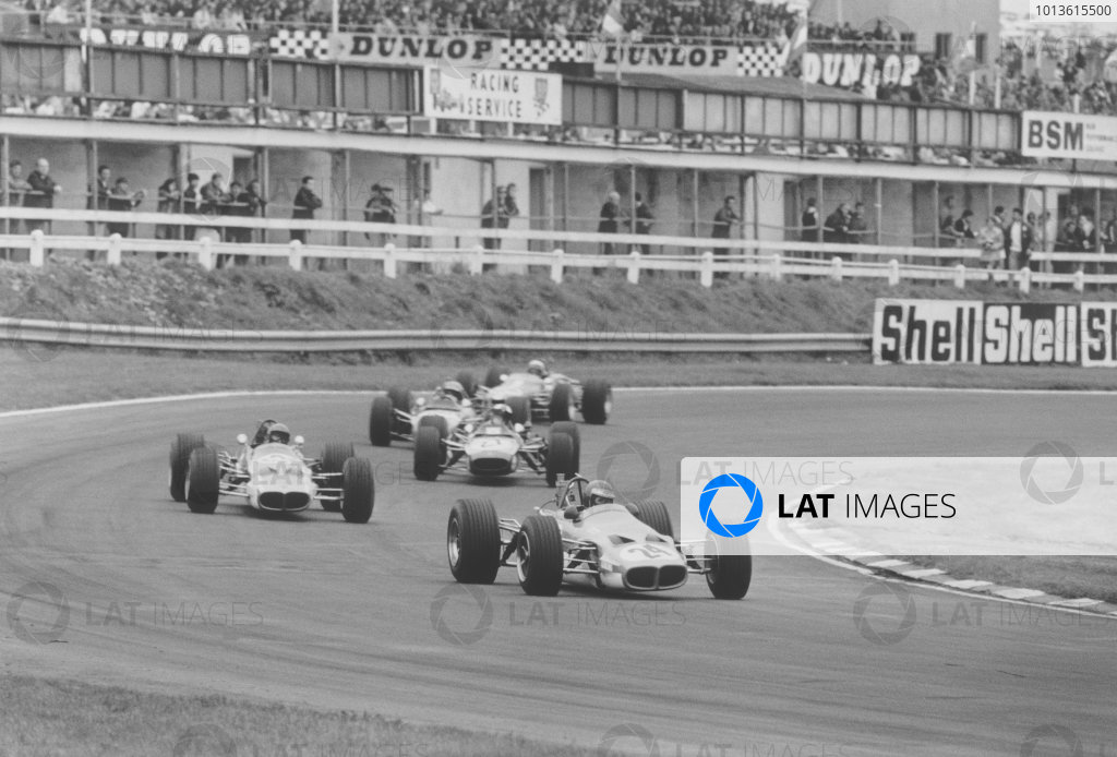 Guards International Trophy F3 Race.