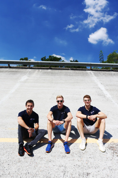 #22 United Autosports USA Oreca 07 - Gibson: Philip Hanson, Fabio Scherer, Filipe Albuquerque