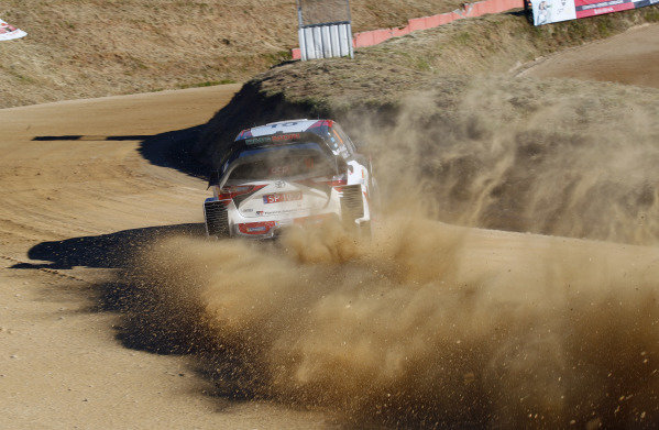 Jari-Matti Latvala, Toyota Gazoo Racing, Toyota Yaris WRC 2019