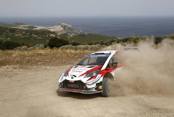 Juho Hanninen, Toyota Gazoo Racing, Toyota Yaris WRC 2019
