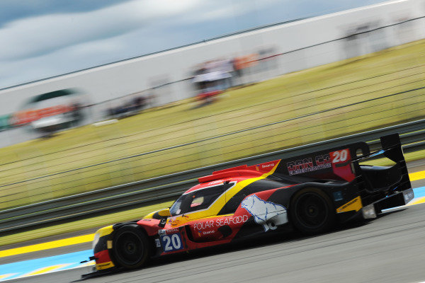 #20 High Class Racing Oreca 07 - Anders Fjordbach, Dennis Andersen, Mathias Beche