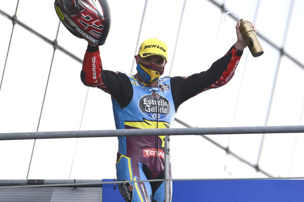 Sam Lowes, Marc VDS Racing.