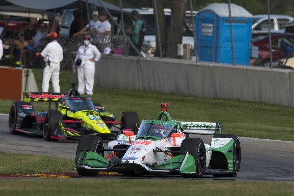 #88: Colton Herta, Andretti Harding Steinbrenner Autosport Honda