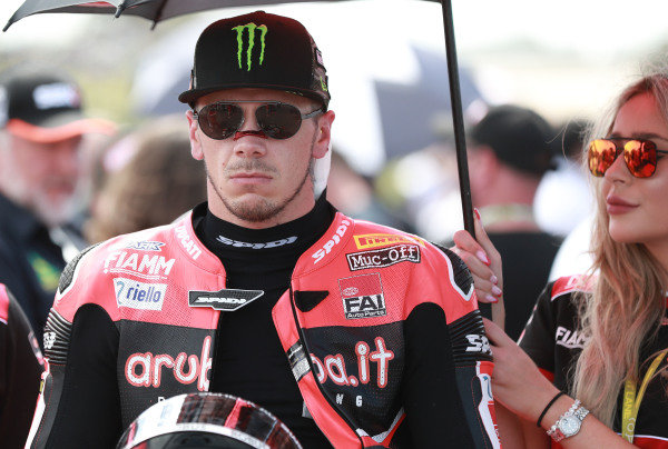 Scott Redding, Aruba.it Racing Ducati.