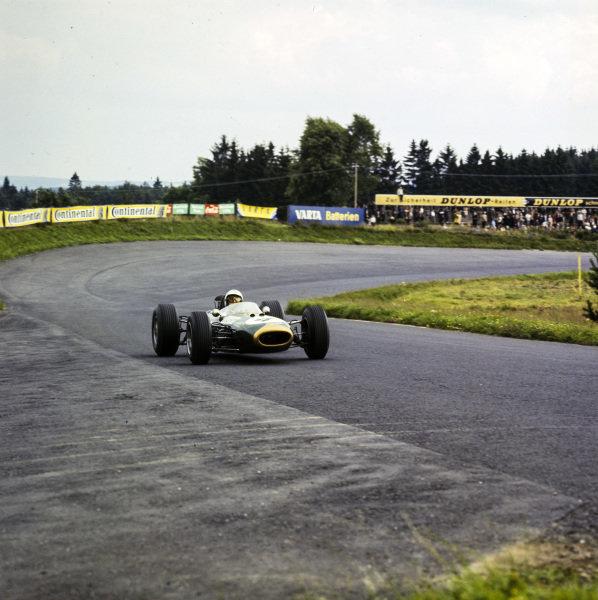Jack Brabham, Brabham BT11 Climax.