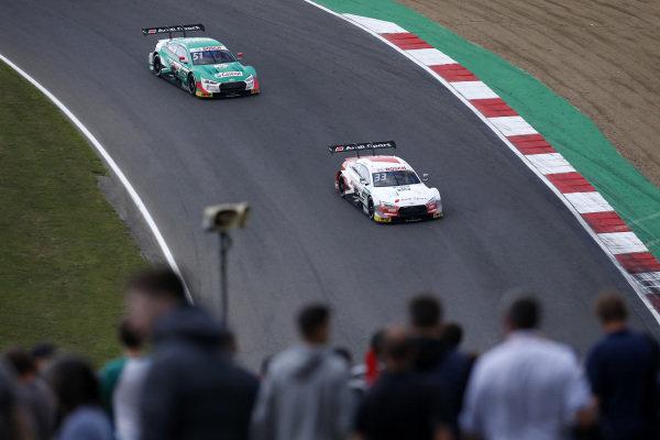 René Rast, Audi Sport Team Rosberg, Audi RS 5 DTM, Nico Müller, Audi Sport Team Abt Sportsline, Audi RS 5 DTM.