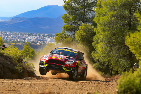 Martin Prokop (CZ), Martin Prokop Motorsport, Ford Fiesta Rally2