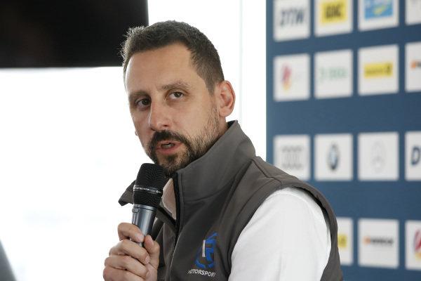 Dr. Florian Kamelger, Founder and owner AF Racing AG and Team principal R-Motorsport.