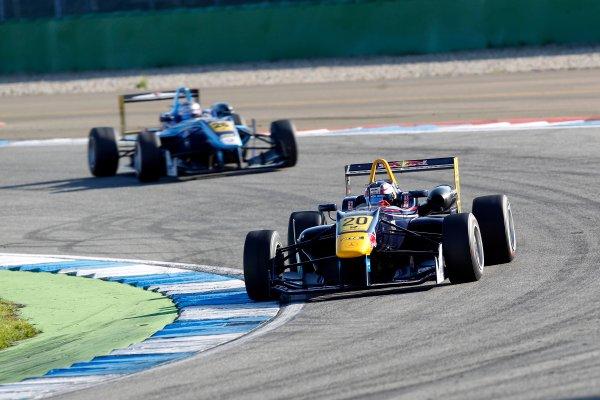 Tom Blomqvist (GBR) EUROINTERNATIONAL Dallara F312 Mercedes
