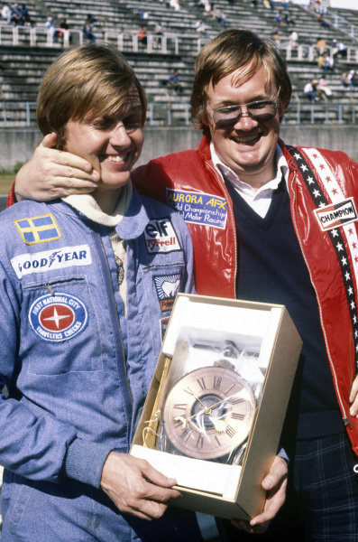 1977 Japanese Grand Prix.