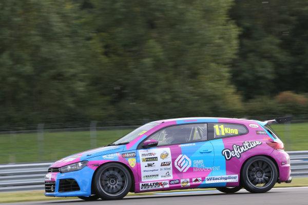 2015 Volkswagen Cup,  Donington Park, 12th-13th September 2015, Oliver King World Copyright. Jakob Ebrey/LAT Photographic