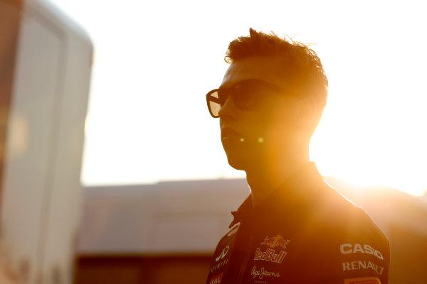 Hungaroring, Budapest, Hungary. Friday 24 July 2015. Daniil Kvyat, Red Bull Racing. World Copyright: Charles Coates/LAT Photographic ref: Digital Image _N7T6132