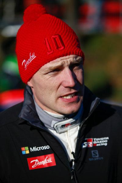 2017 FIA World Rally Championship, Round 01, Rally Monte Carlo, January 18-22, 2017, Jari Matti Latvala, Toyota, Portrait, Worldwide Copyright: McKlein/LAT