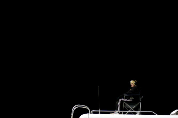 2017 Rolex 24 Hours. Daytona, Florida, USA Saturday 28 January 2017. Fan World Copyright: Alexander Trienitz/LAT Images ref: Digital Image 2017-24h-Daytona-AT1-4110