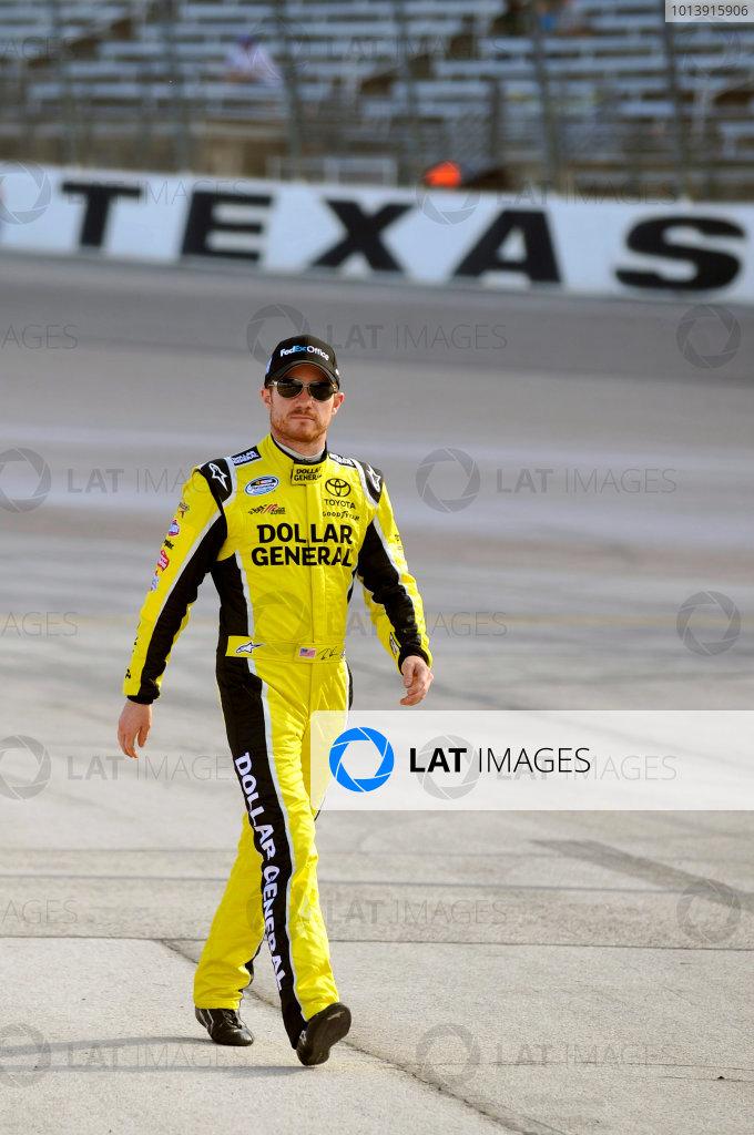 11-12 April, 2013, Fort Worth, Texas USA Brian Vickers, Dollar General Toyota Camry ©2013, Nigel Kinrade LAT Photo USA