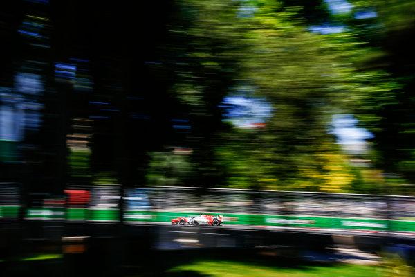 2017 FIA Formula 2 Round 4. Baku City Circuit, Baku, Azerbaijan. Sunday 25 June 2017.Sergio Sette Camara (BRA, MP Motorsport)  Photo: Andy Hone/FIA Formula 2. ref: Digital Image _ONY9957