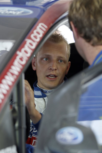 2010 FIA World Rally ChampionshipRound 06Rally of Portugal 27-30 May 2010Mikko Hirvonen, Ford WRC, Portrait.Worldwide Copyright: McKlein/LAT