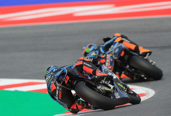 Luca Marini, Sky Racing Team VR46 Francesco Bagnaia, Sky Racing Team VR46 Moto2