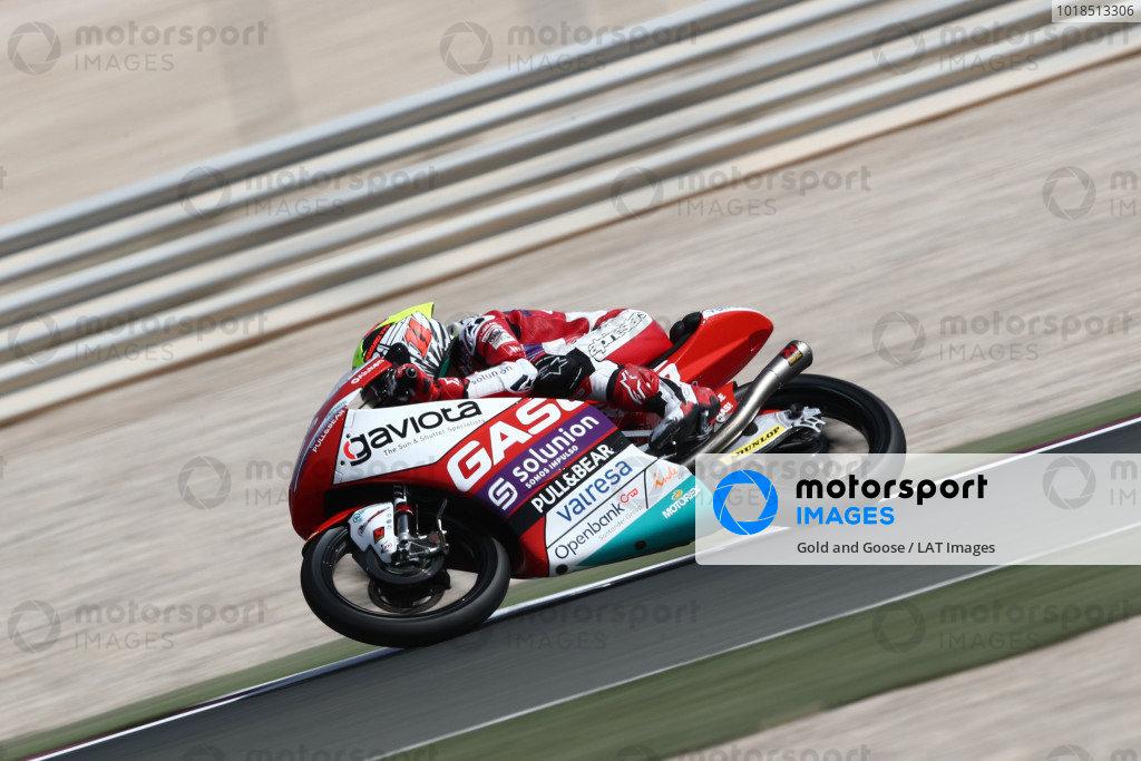 Sergio Garcia, Aspar Team Moto3.