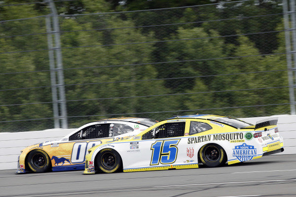 #15: Brennan Poole, Premium Motorsports, Chevrolet Camaro
