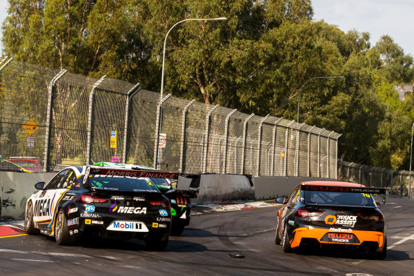 Lee Holdsworth, Tickford Racing Ford, Scott Pye, Walkinshaw Andretti United Holden