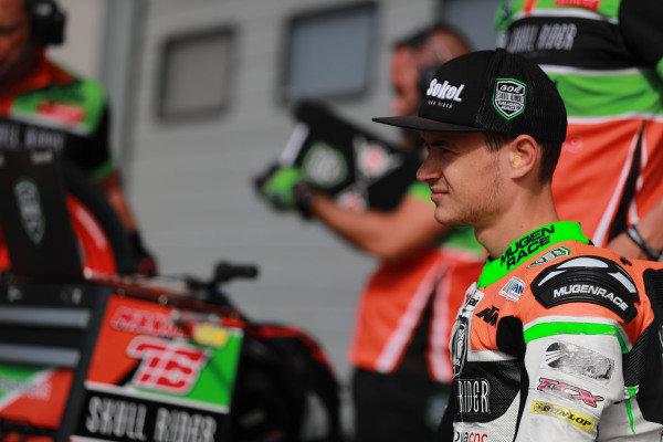 Makar Yurchenko, RBA Racing Team.
