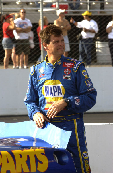 2002 NASCAR,New Hampshire Intl. Speedway,Sept 13-15, 2002 NASCAR, Loudon,NH . USA -Michael Waltrip,Copyright-Robt LeSieur2002LAT Photographic
