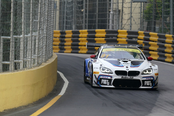 #91 FIST - Team AAI BMW M6 GT3: Joel Eriksson.