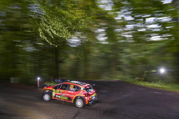 Mads Østberg (NOR), Citroën Racing, Citroën C3 WRC